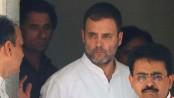 Rahul Gandhi alleges BJP toppling govts with money
