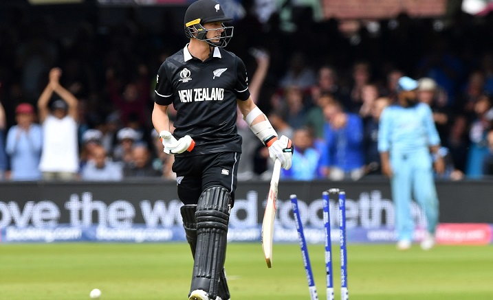 New Zealand set England 242 to win World Cup final