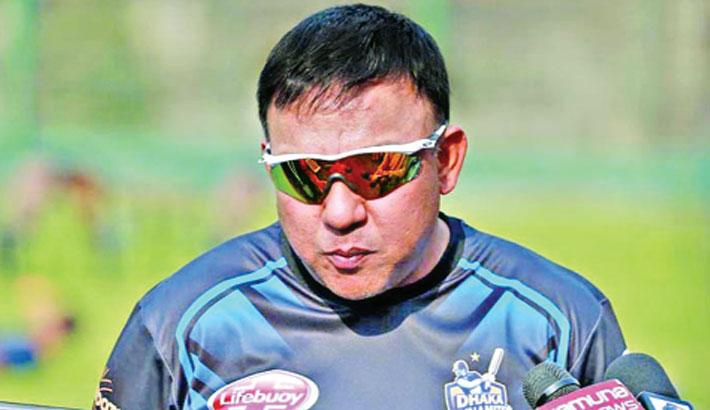 Sujon ready to trade 'BCB Director' for 'Head Coach'