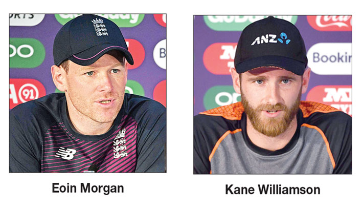 England, NZ battle for maiden WC title today