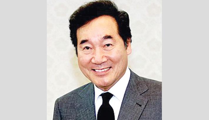 South Korean PM in city