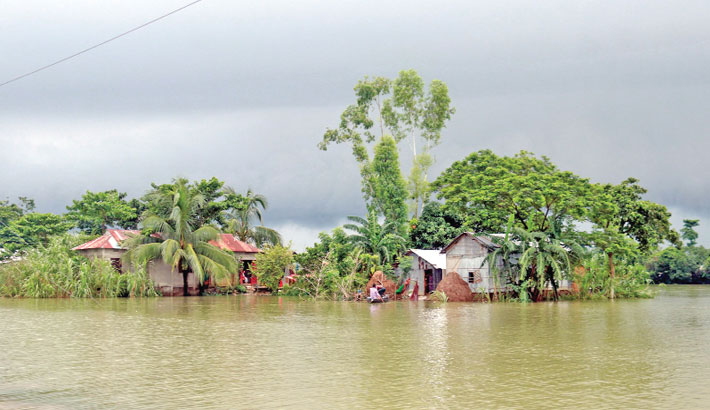 Dhaka at flood risk as more rains forecast