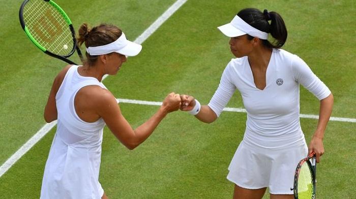 Wimbledon women's doubles final postponed