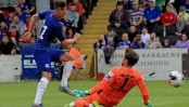 Chelsea beat St Patrick's Athletic for Frank Lampard's first win
