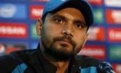 Mashrafe begins practice amid concern over his Sri Lanka tour