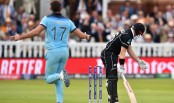 England's Plunkett strikes twice to rock New Zealand in World Cup final