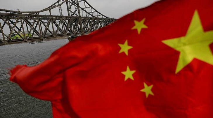 China GDP growth slows to 6.2% in second quarter