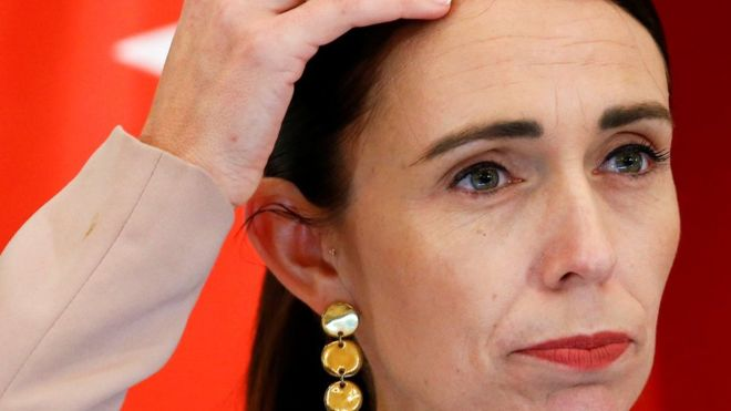 NZ PM Ardern jokes about cricket defeat 'trauma'