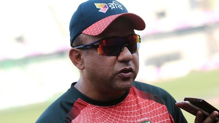 Sujan may take charge as interim coach, wants the job long-term