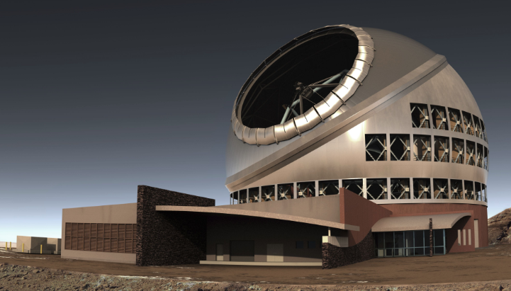 Hawaii activists get ready for start of work on telescope