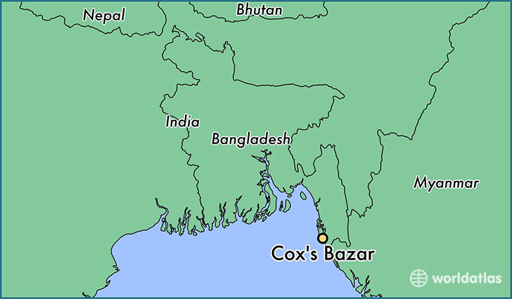 2 bullet-ridden bodies found in Cox's Bazar