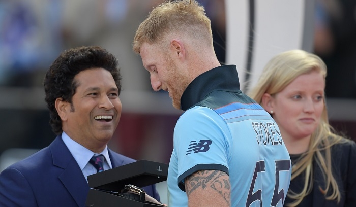 Dramatic World Cup final the best game ever, says England hero Stokes