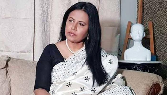 Bidisha claims Ershad's last wish to be buried in Rangpur
