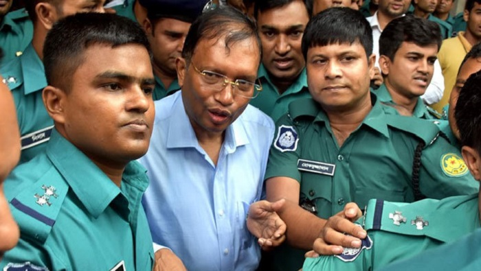 ACC quizzes DIG Mizan at jail gate