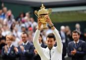 Novak Djokovic beats Roger Federer in historic Wimbledon final