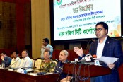 Khokon urges media not to spread panic about Dengue