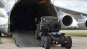 Russian planes continue to deliver S-400 parts to Turkey