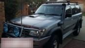Australian children take 900km drive in stolen car