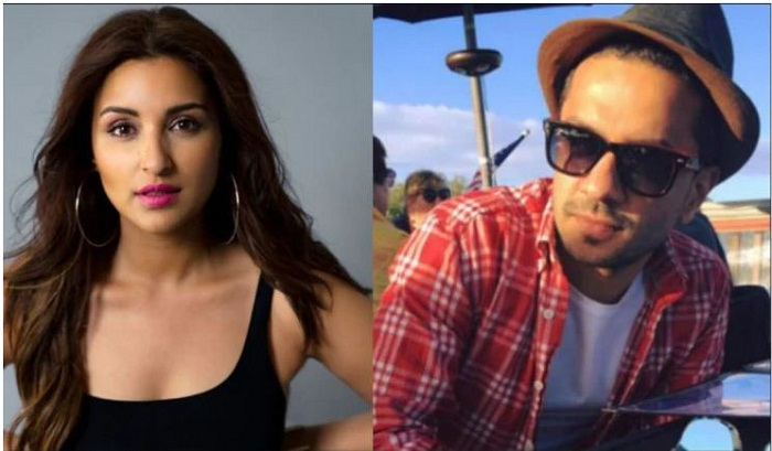 Parineeti Chopra opens up on link-up rumours with Charit Desai