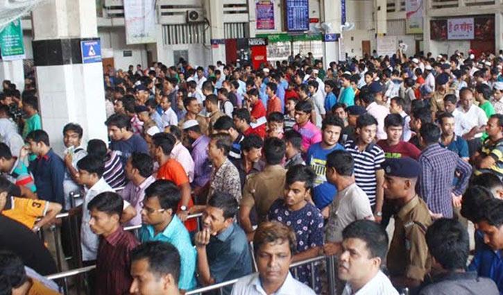 Eid-ul-Azha advance train ticket sale from July 29