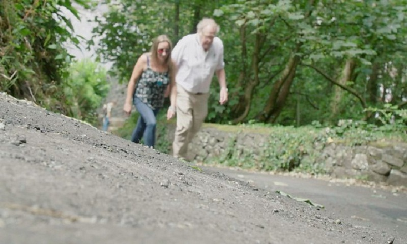 New Zealand's Dunedin jokes about losing 'steepest street' title