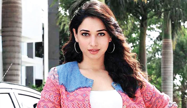 I want to be seen as a newcomer: Tamannaah