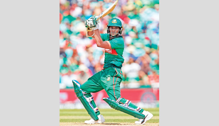 Shakib named in the ICC World Cup 2019 best XI