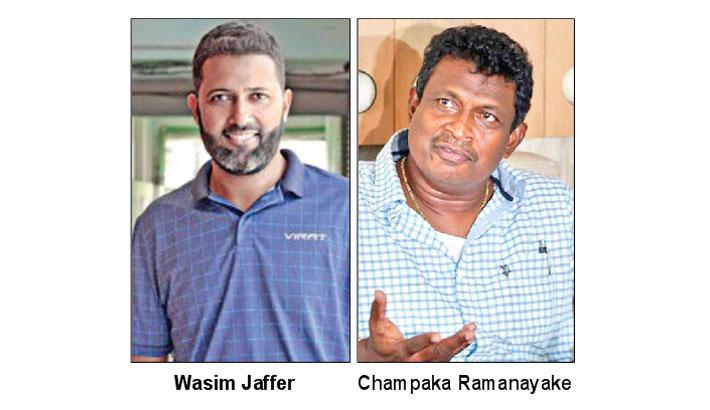 Jaffer, Ramanayake join Tigers
