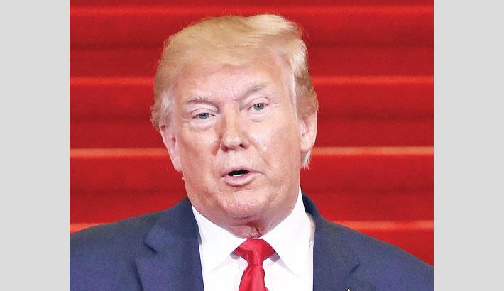 Trump under fire for 'racist' attack on US congresswomen
