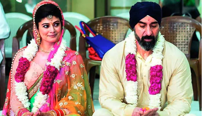 Pooja Batra and Nawab Shah's Wedding Pics