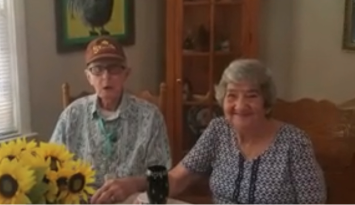 After 71 years of marriage, husband and wife die on same day
