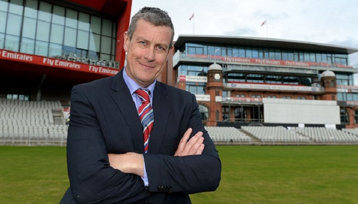 England chief Giles dismisses World Cup final 'extra run' row