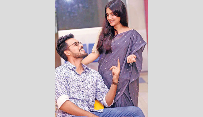 Mithila, Sajjad team up for a drama for the first time