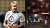 South African ex-footballer Batchelor shot dead outside home
