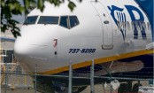Boeing ditches 737 Max name on new Ryanair plane