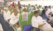 54, 765 hajj pilgrims reach Saudi Arabia