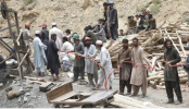 Rescuers save 2, retrieve 8 bodies after Pakistan mine blast