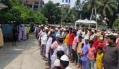 Bridal microbus's 11 victims buried in Sirajganj