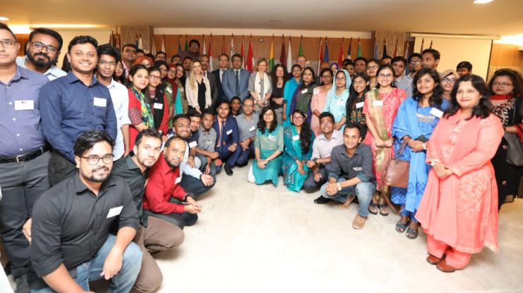 78 Erasmus+ scholarships for Bangladesh