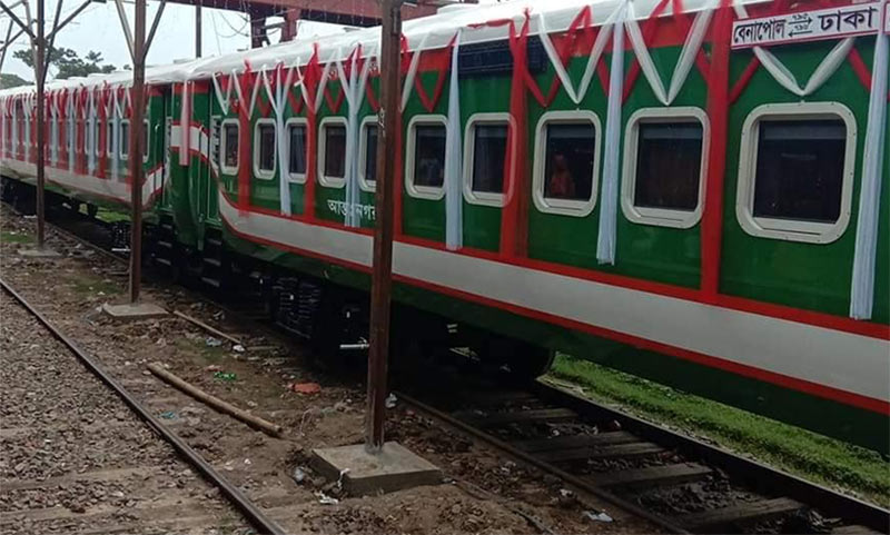 Prime Minister to flag off 'Benapole Express' today