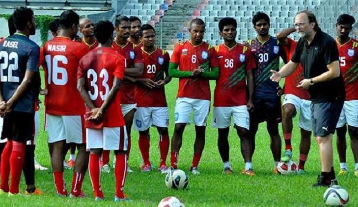 FIFA WC: Bangladesh in Group E with Qatar, Oman, India, Afghanistan, SL