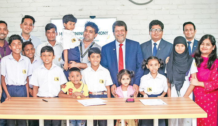 MTB, Jaago Foundation sign deal