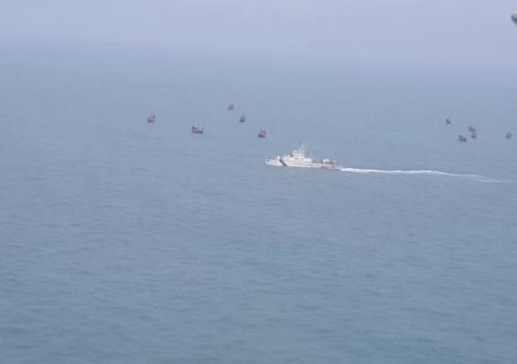 32 Indian fishing boats, 516 fishermen repatriated from Bangladesh