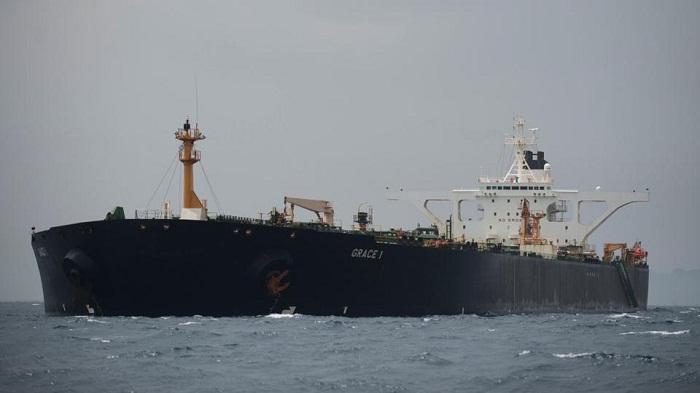 US fears Iran seized UAE-based tanker in Strait of Hormuz