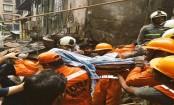 14 dead in Mumbai building collapse