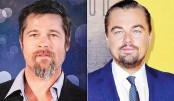 Pitt impressed with DiCaprio after working in 'Once Upon a Time in Hollywood'