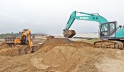 CDA completes 25pc work of city embankment project