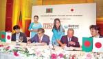 Japan SUZUE Corporation, HRC Bangladesh sign agreement