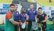 Bangladesh clinch maiden win beating Philippines 9-0