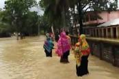 Rangamati's flood situation improves